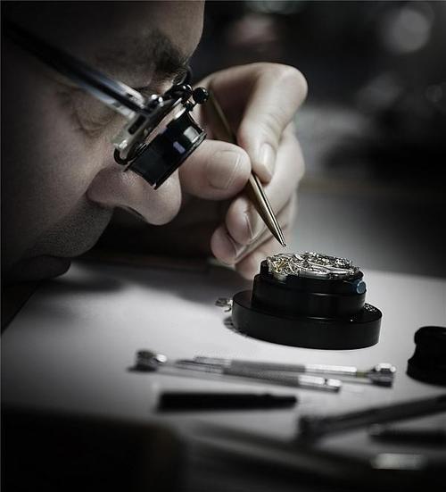 手表保养(图)- 北京劳力士维修保养服务